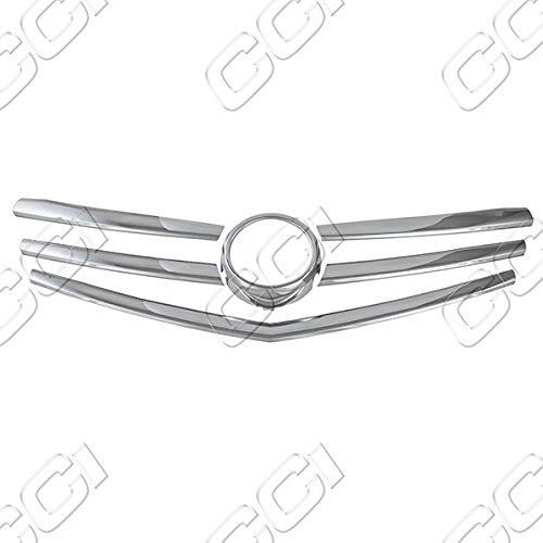 13-15 Cadillac ATS 1 Piece Chrome Grill Overlay (Grill Pieces compare prices)