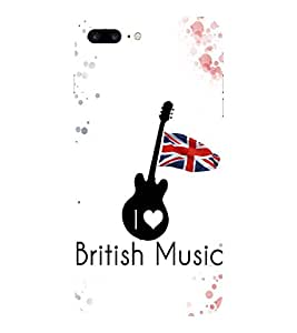 Evaluze music Printed Back Cover for APPLE IPHONE 7 PLUS