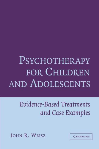 Psychotherapy for Children and Adolescents:...