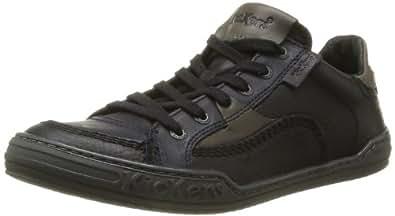Kickers Jiuji, Boots homme - Noir (8 Noir), 40 EU