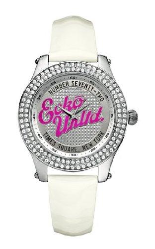 Marc Ecko E10038M2 - Reloj analógico de cuarzo para mujer