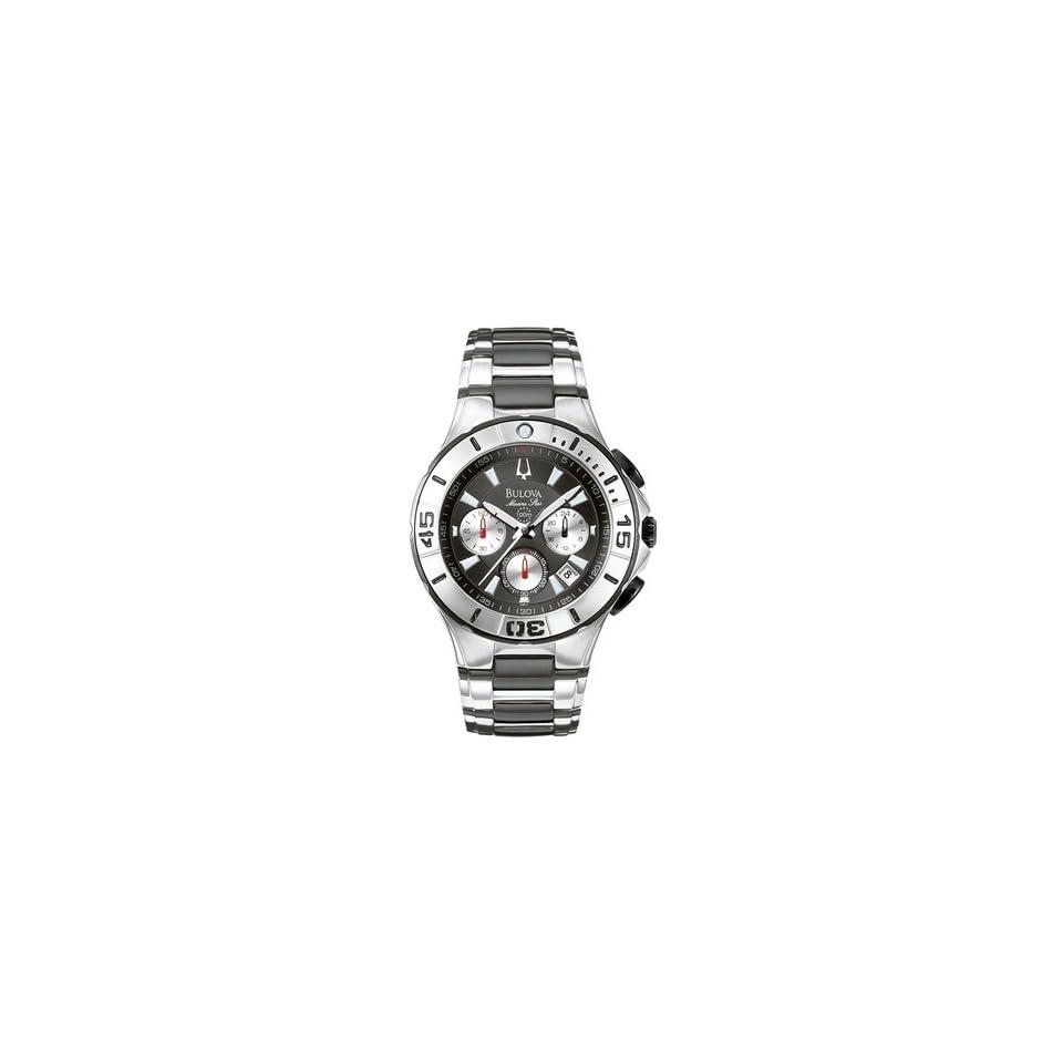 Bulova 98B013 Mens Marine Star Watch