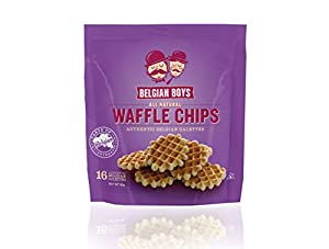 Amazon.com : Belgian Boys Waffle Chips, 2.82 Ounce : Grocery & Gourmet ...