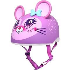 Raskullz Miss Missy Mouse Miniz Helmet, Pink by Raskullz