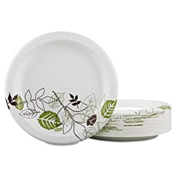 Pathways Paper Plates in Dispenser Box 8.5\