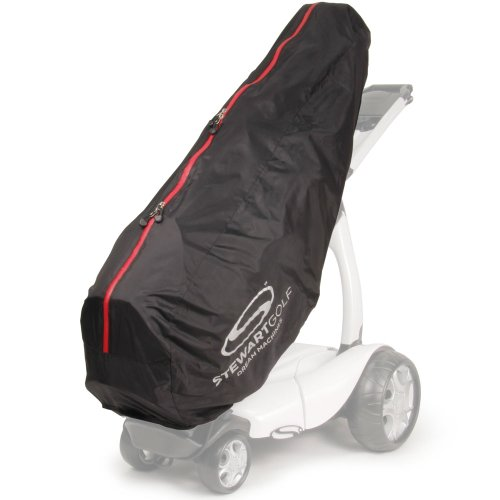 Stewart Golf Universal-Regeschutz für Golfbags schwarz