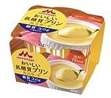 森永乳業 おいしい 低糖質 プリン カスタード 10個 (1 個当たりの糖質 3.6g) ランキングお取り寄せ