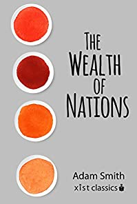 The Wealth Of Nations by Adam Smith ebook deal