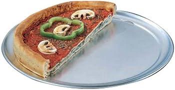 18-Guage Aluminum Wide Rim Pizza Pan