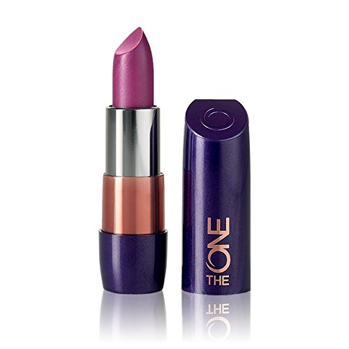 The ONE 5-in-1 Colour Stylist Lipstick - 4g (Mysterious Pink)  available at amazon for Rs.279