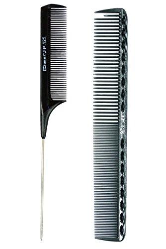 dianyi-salon-coiffure-peigne-carbon-peigne-queue-antistatique-2-pcs-noir