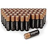 Duracell Coppertop 40 AA Batteries MN1500 Alkaline