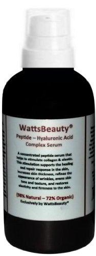 Watts Beauté Peptide - Acide Hyaluronique Sérum