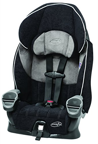 New Evenflo Maestro Silver Booster Car Seat