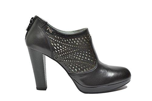 Nero Giardini Polacchini scarpe donna nero 5000 P615000D 38