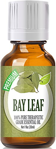 Bay (30ml) 100% Pure, Best Therapeutic Grade Essential Oil - 30ml / 1 (oz) Ounces