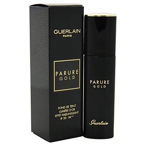 Guerlain Fondotinta, Parure Gold Fdt Fluide, 30 ml, 03-Beige Naturel