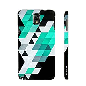 Enthopia Designer Hardshell Case Abstract Art 8 Back Cover for Samsung Galaxy Note 3