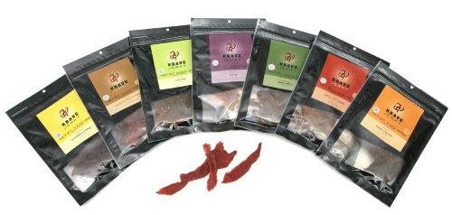 Image #1 of Krave Jerky - Curry