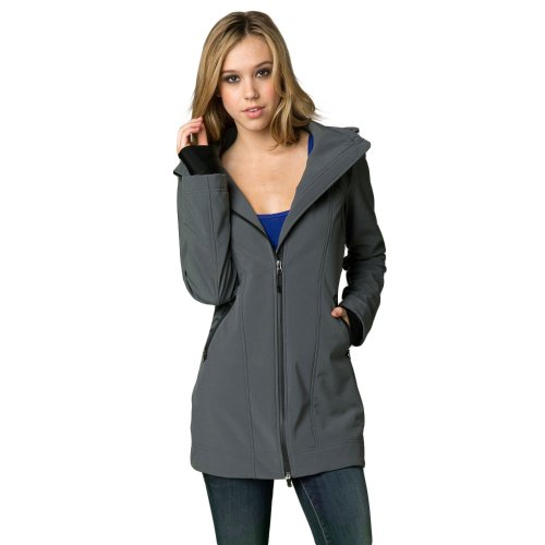 Fox Girls Heighten Jacket - Graphite
