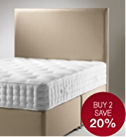 Modern Headboard - 7 Day Delivery