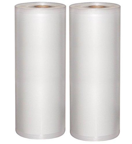 Kitchen Storage & Organization,Food Storage Bags 2-11x50 Rolls MAGIC SEAL Vacuum Sealer Storage Bags! Huge Money & Food Saver!