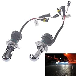 See H4 35W 4300K 3000lm HID Xenon Lights with Ballasts Kit (DC 9~16V) Details
