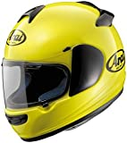 41jmnA2NaIL. SL160  Arai Vector 2 Full Face Motorcycle Riding Race Helmet  Florescent Yellow