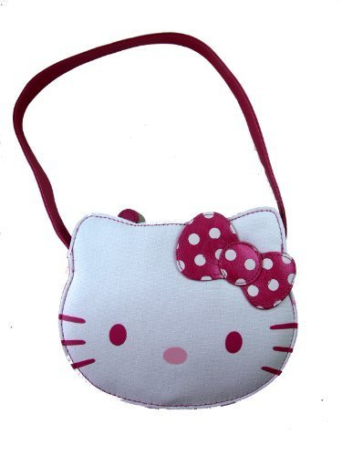 Sanrio Hello Kitty Die Cut Purse