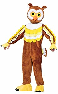 Forum Novelties Mascot Give A Hoot Adult Costume One Size Fits Most
