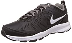 Nike Mens Tlite Xi Sl Black, White and Light Ash Grey Running Shoes -6 UK/India (40 EU)(7 US)