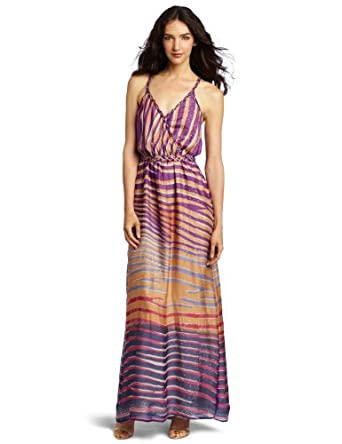 Charlie Jade Women's Monica Dress, Multi Print, Small