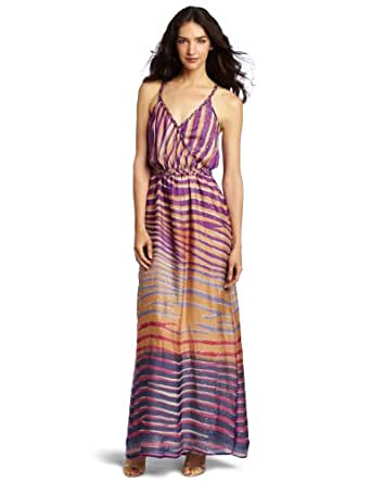 Charlie Jade Women's Monica Dress, Multi Print, X-Small