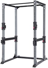 BodyCraft F430 Power Rack with Dip Attachments
