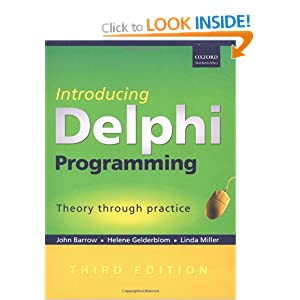 Introducing Delphi Programming: Theory Through Practise