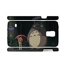 For Samsung S5 Protect Printed My Neighbor Totoro Children Shell Pc