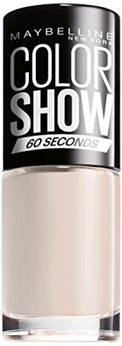 Maybelline New York Color Show Smalto Asciugatura Rapida, 31 Peach Pie