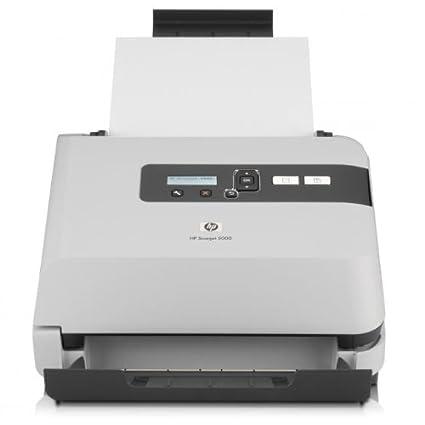 HP Scanjet 5000 Scanner avec bac d'alimentation USB