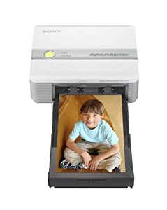 Sony Picture Station DPP-FP35 - Compact photo printer - colour - dye...