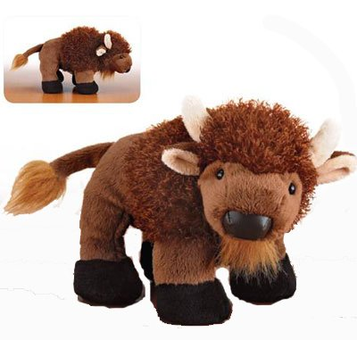 Webkinz Plush Stuffed Animal Buffalo