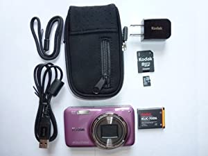 Kodak Easyshare M583 Digital Camera Bundle
