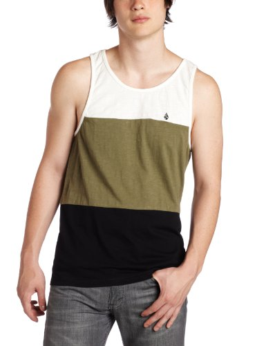 Volcom Men's Bangout Tank Shirt