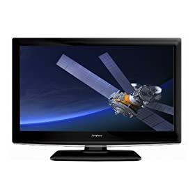 iSymphony LC32iF90 32-Inch 1080p LCD HDTV, Black