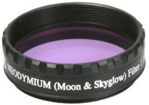Baader Planetarium Baader Planetarium Moon & Skyglow Telescope Filter, 1.25 In.