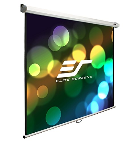 Elite Screens Manual, 150-inch Photo