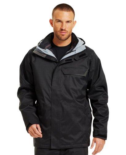 Under Armour Men'S Coldgear® Infrared Tripper 3-In-1 Jacket Large Black