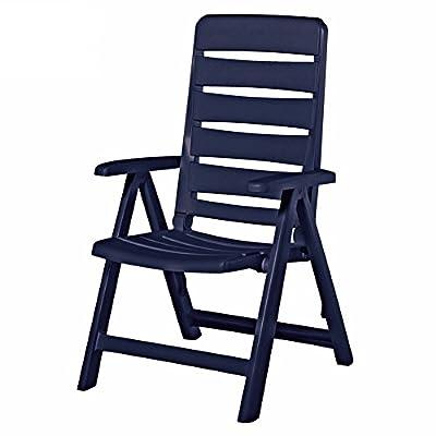 2 Kettler Nizza Gartenmöbel Klappsessel in blau von Kettler bei Gartenmöbel von Du und Dein Garten