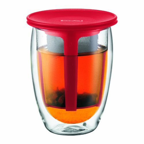 Chollo: Tetera individual con vaso térmico Bodum Tea For One