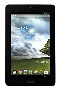 """Asus MeMo Pad 7 HD 7"""" Tablet PC - Quad Core 1.2GHz 16GB Storage 1GB RAM Android 4.2 - White"""