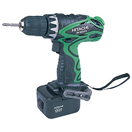 DS12DVF3 12V Cordless Driver Drill